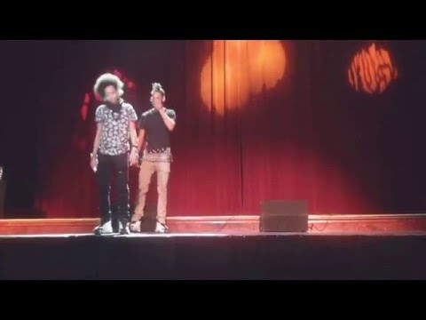Ayo&Teo | Opening for iheartmemphis | Michigan Theatre in Jackson