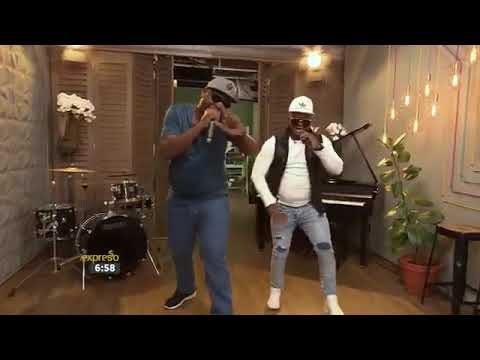 The Double Trouble - Matome' Expresso LIVE PERFOMANCE