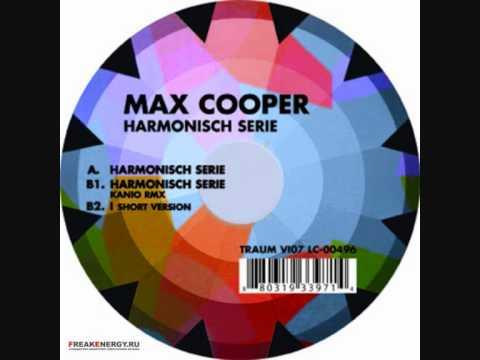 Max Cooper - Harmonisch Serie
