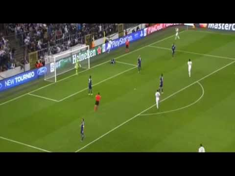Zlatan Ibrahimovic all 4 goals vs Anderlecht