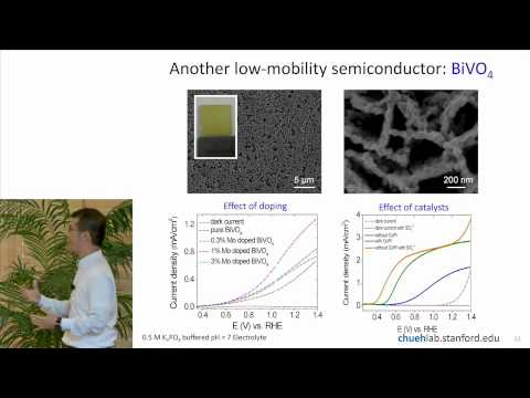 2014 GCEP Technical Talks: Renewables | Solar Fuels from Light and Heat
