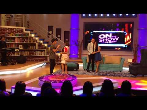 Aurel Rassya - Cinta Surga,On The Show With Omesh,RTV