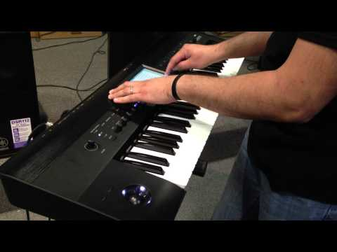Korg Krome 61 Key Music Synthesizer Workstation Available at HB Pro Sound in El Paso, Texas