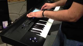 Korg Krome 61 Key Music Synthesizer Workstation Available at HB Pro Sound in El Paso, Texas(, 2013-05-31T20:40:32.000Z)