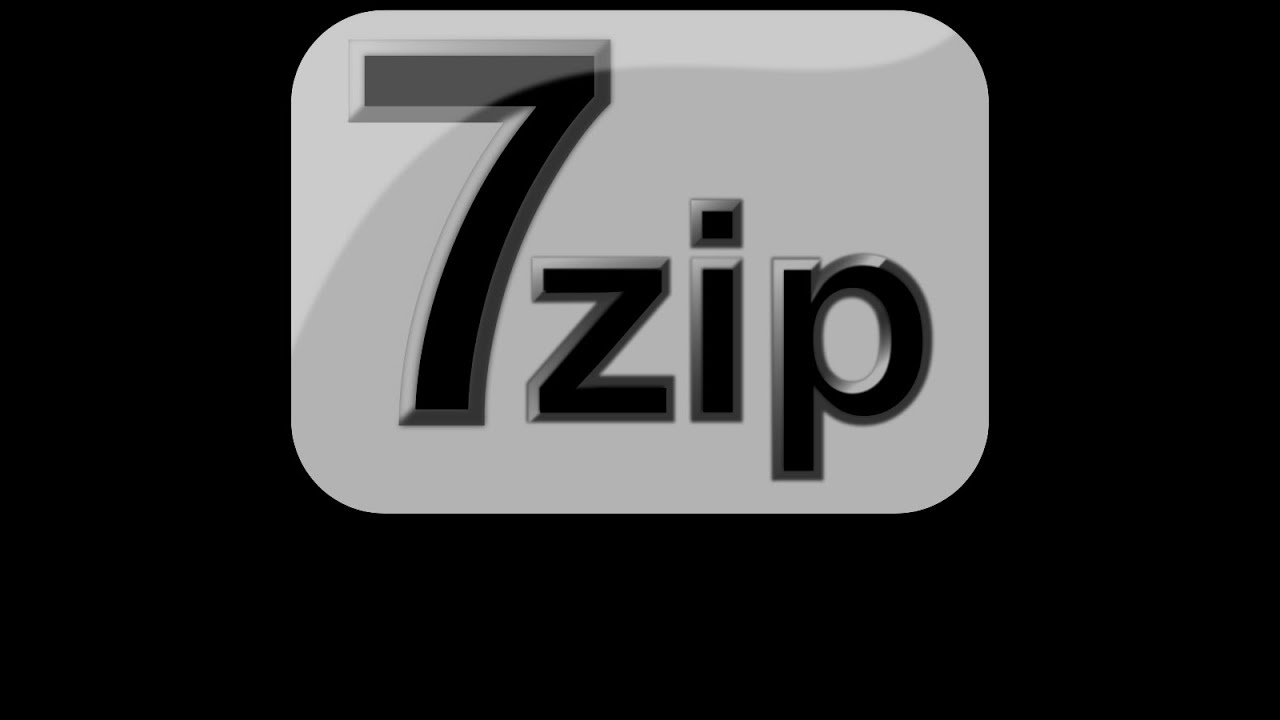 How to use 7zip to compress and decompress