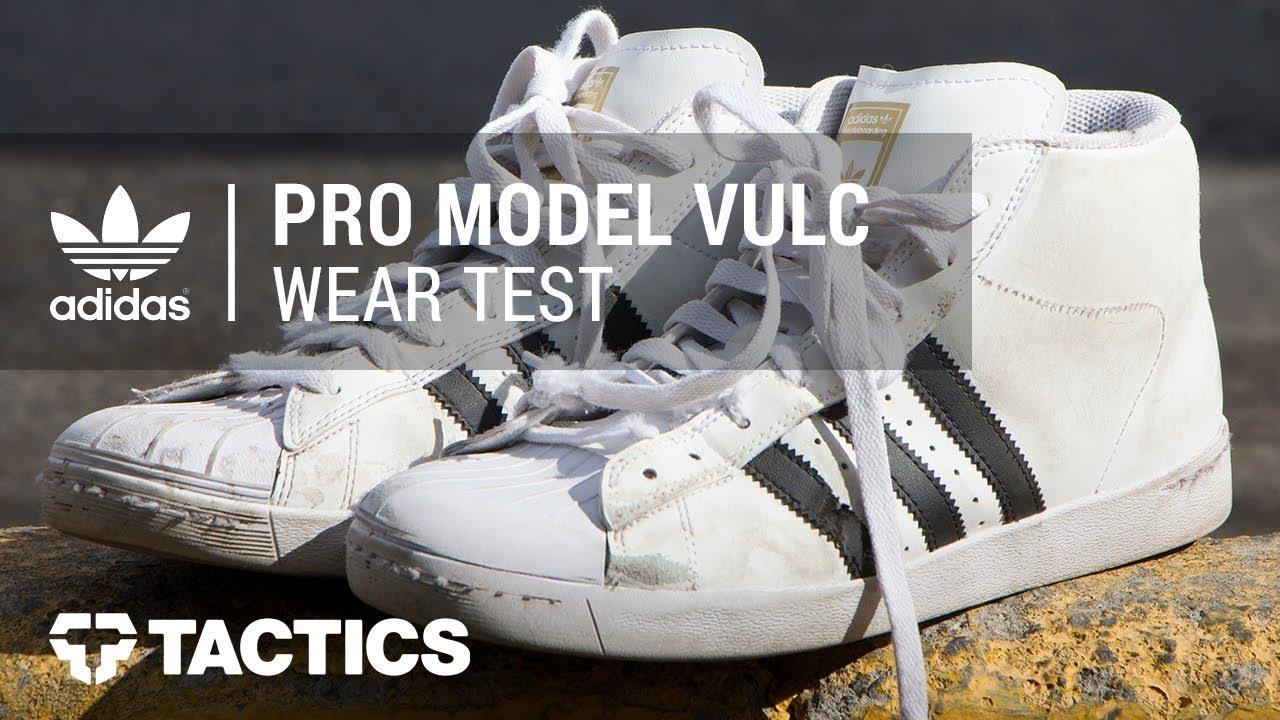 Adidas Pro Model Vulc ADV Skate Shoes