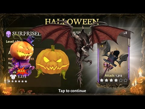 Dungeon Hunter 5 Halloween Special Chest Opening 🎃