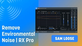 Removing Background Noise with RX Pro for Music