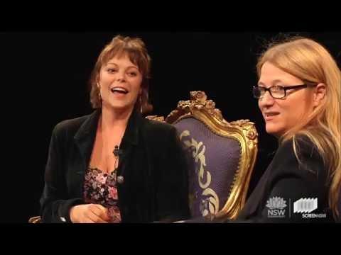 Bruna Papandrea in conversation with Matilda Brown