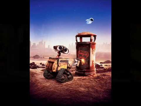 Thomas Newman - WALL-E (2008) - Soundtrack Suite