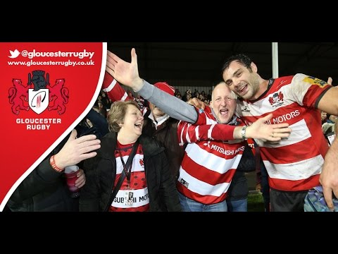 Gloucester Rugby Club Memberships 2017/18