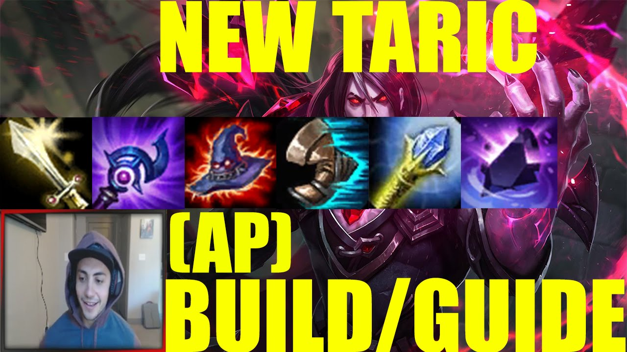 Taric Guide :: League of Legends Taric Strategy Build ...