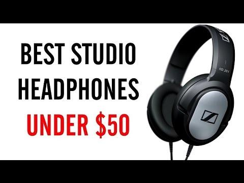 Audio Technica ATH-M20x - Best Headphones Under $50