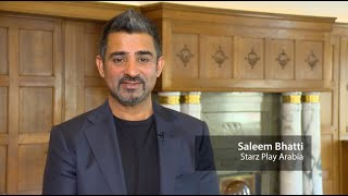 Monetize 11 Amsterdam Review - Saleem Bhati, CIO Starz Play Arabia - Gotransverse Customer
