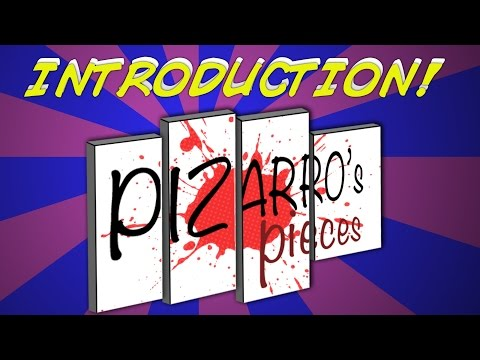 Pizarro&39;s Pieces Toys & Pop Culture Introduction
