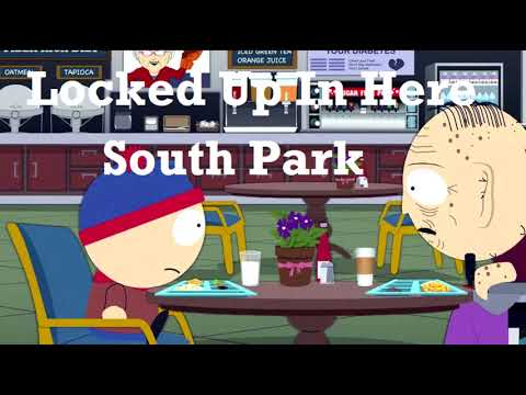 South Park - They Got Me Locked Up In Here - Killer Mike -HQ Audio