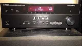 Yamaha RX-V473 5.1-Channel Network AV Receiver Review