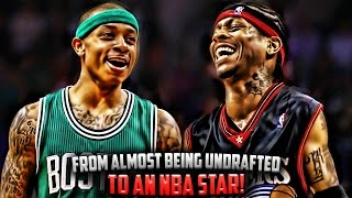 From Almost UNDRAFTED To An NBA STAR! - Isaiah Thomas
