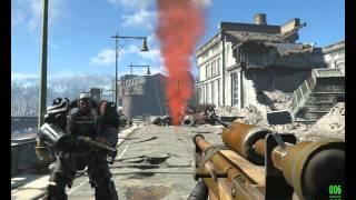 Как вызвать винтокрыл в Фаллаут 4 Сигнальная шашка для винтокрыла в Fallout 4