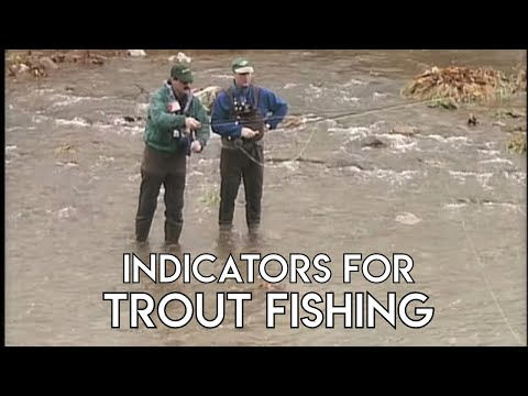 Fly Fishing Indicators For Trout
