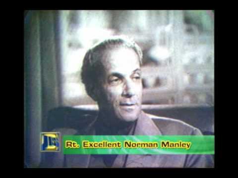 norman manley biography