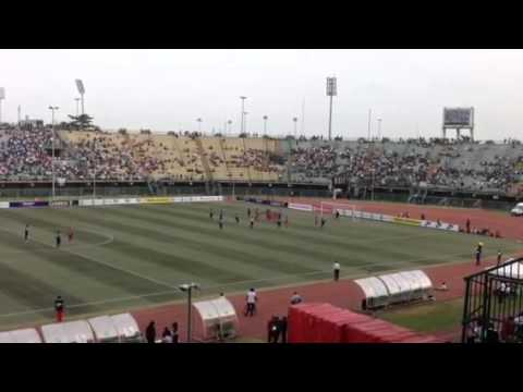 Check out Akwa United first goal at the 2015 #FedCup final
