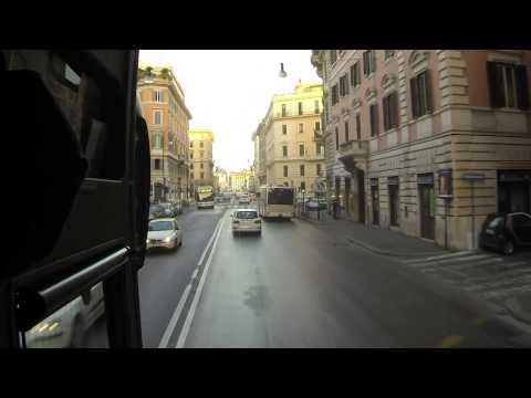 A Drive Through Rome (Globus)