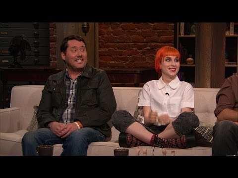 Watch Paramore's Hayley Williams on AMC's 'Talking Dead' - Alternative Press