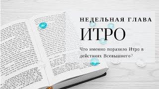 Недельная глава Итро | Урок от директора портала Ваикра р. Яакова Шатагина
