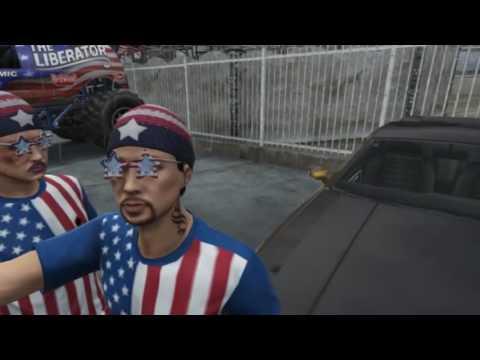 GTA 5- Remembering American Population