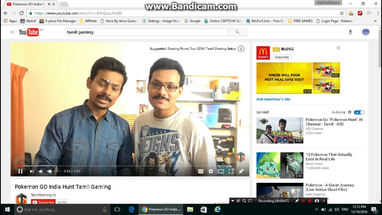 How To Download Youtube Video As Easy As Fast Method [tamil]