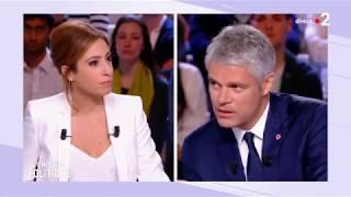 Laurent Wauquiez dans l'Emission Politique du 17 mai 2018