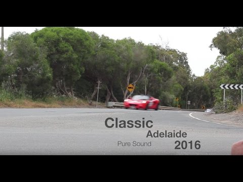 Classic Adelaide Rally 2016 - Pure Sound