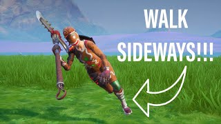 *NEW* SIDEWAY GLITCH in FORTNITE!!! Season 9 Fortnite Glitch Xbox/PS4/PC
