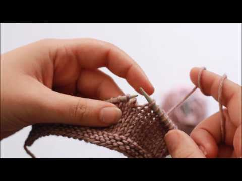 Technique Tutorial: How to double wrap a stitch/work an elongated stitch