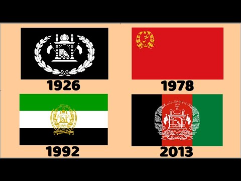 Which Country Has Changed Its Flag The MOST Times?