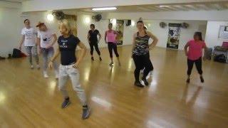 Aerofunk: Adult Street Dance for Fitness - Sax - 23Dec15 YouTube Videos