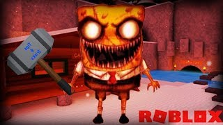 BOB SPONST POSETED US PERSES 😱FLEE THE FACILITY - ROBLOX