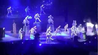 видео Майкл Джексон и Цирк дю Солей. Эфир 26.01.2013