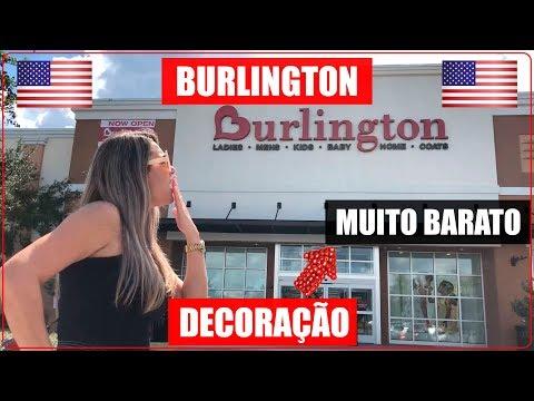 BURLINGTON DECOR SHOPPING at ORLANDO USA