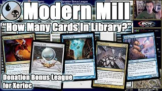 So You Have How Many Cards In Your Library?