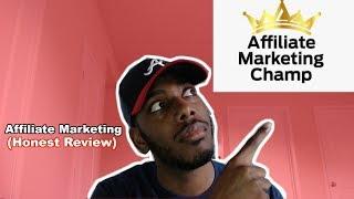ODi Productions Affiliate Marketing Champs Course  Best Affiliate Marketing Course MyHonest Review
