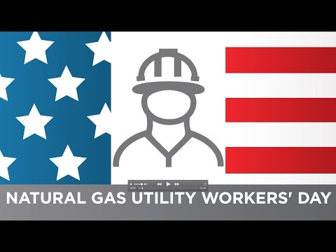 Natural Gas Utilities Workers' Day (03-18-2017)