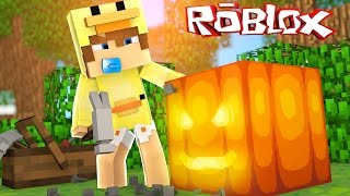 ROBLOX HALLOWEEN TYCOON - BABY DUCK HAS HALLOWEEN EARLY