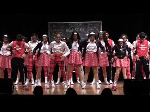 High School Daze Junior Medley