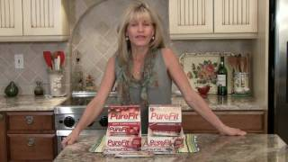 Gluten Free Food Review- Purefit Gluten-free, Wheat-free, Dairy-free Nutrition Bars