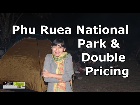 TImyT 012 - JC's Northern Winter Tour Pt3 – Double Pricing at Phu Ruea National Park 💲