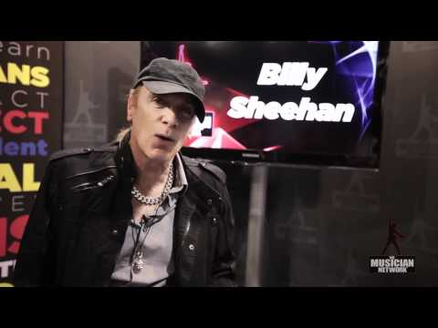 Billy Sheehan: NAMM 2012 Interview