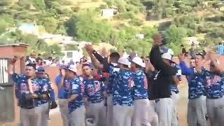SECCIÓN 11 vs FRISCO   SERIE FINAL  Liga regional Parral Video