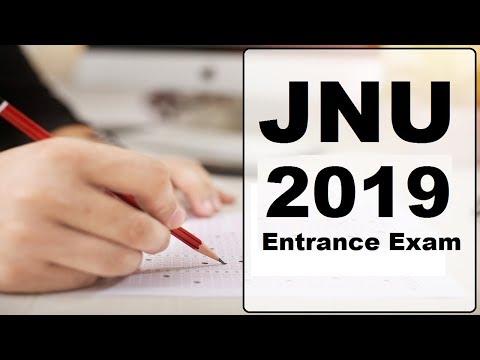 (Exclusive) JNU Entrance Exam 2019 by Aspire Study
